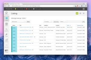 Osclass - Listings management
